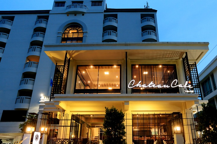 Welcome to Chateau de Sukhumvit Serviced Apartment leading a peaceful location on the downtown businesses. with 24 hour security. - SiamBangkokMap
