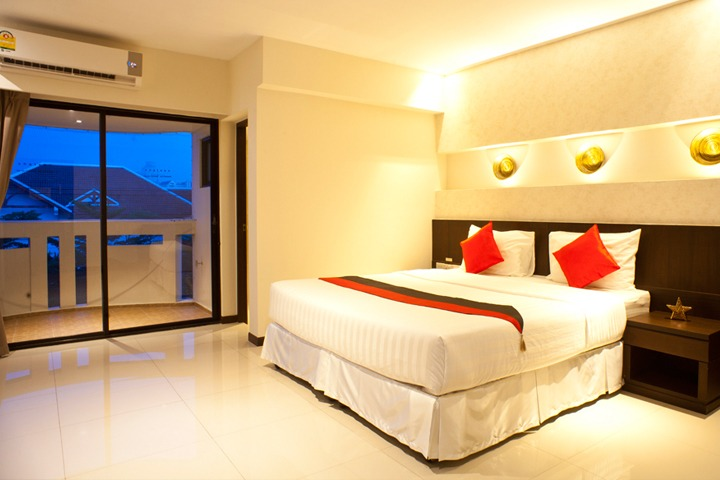 DELUXE ROOM DOUBLE/TWIN - SiamBangkokMap